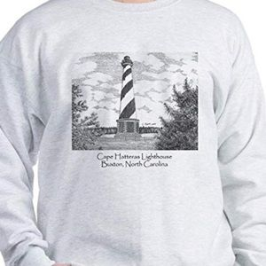 Cape Hatteras Lighthouse Sweater